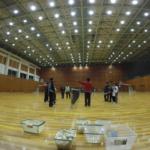 2018/12/10(月) ソフトテニス練習会 プラスワン