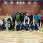 2018/12/24(月祝) ソフトテニス・プチ大会/4人1チームで団体戦 プラスワン