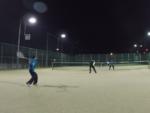 2018/11/30(金) ソフトテニス練習会 プラスワン