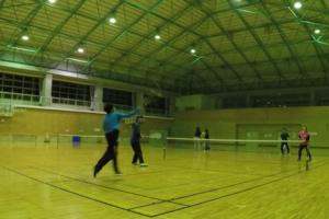 2018/12/26(水) スポンジテニス プラスワン ショートテニス フレッシュテニス 滋賀県近江八幡市