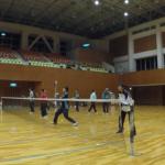 2019/01/08(火) ソフトテニス練習会 プラスワン