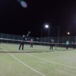 2019/01/04(金) ソフトテニス練習会@東近江市
