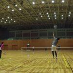 2019/01/09(水) ソフトテニス ゲームデー プラスワン