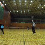 2019/02/02(土)ソフトテニス・ゲームデー@滋賀県近江八幡市
