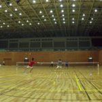 2019/02/13(水) ソフトテニス・ゲームデー@滋賀県近江八幡市