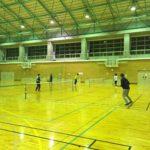 2019/02/04(月) スポンジテニス練習会(ショートテニス)@滋賀県近江八幡市
