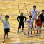 2015/04/18(土) ソフトテニス練習会・ゲームデー(急遽招集)