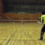 2019/03/06(水) ソフトテニス・ゲームデー@滋賀県近江八幡市
