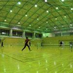 2019/03/13(水) スポンジテニス練習会(ショートテニス)@滋賀県近江八幡市