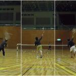 2019/04/09(火) ソフトテニス練習会@滋賀県近江八幡市