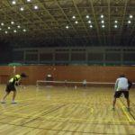 2019/04/02(火) ソフトテニス練習会@滋賀県近江八幡市