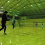 2019/04/10(水) スポンジテニス練習会(ショートテニス)@滋賀県近江八幡市