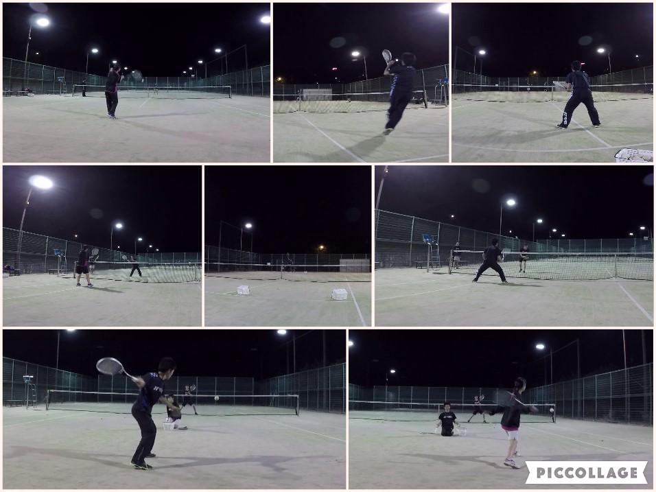 2019/05/17(金) ソフトテニス練習会@滋賀県東近江市