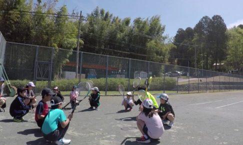 2019/04/20(土) ソフトテニス・未経験者練習会@滋賀県東近江市