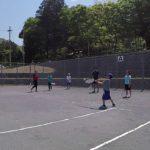 2019/05/11(土) ソフトテニス・未経験者練習会@滋賀県東近江市